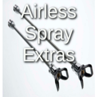 airless spray gun accessories extensions oil spray sheild essentials WEB SCALED